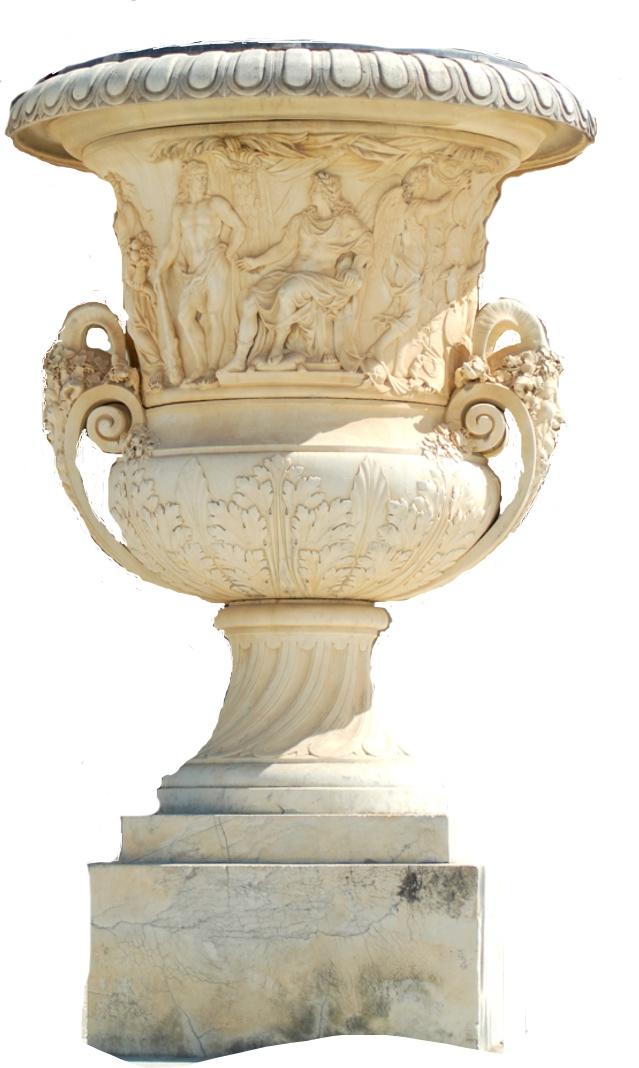 Versailles urn alone